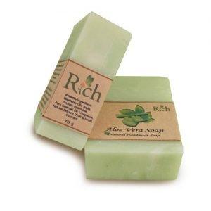 Rich® Aloe Vera soap