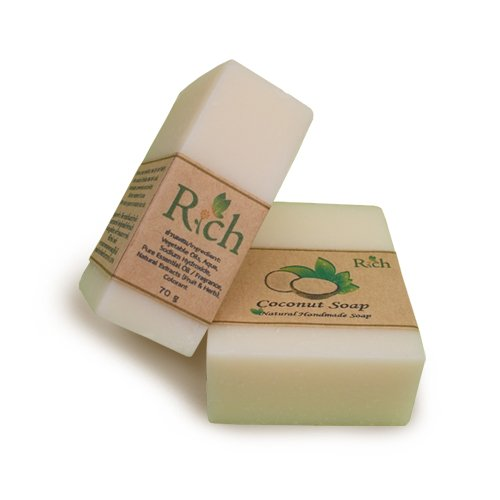 Rich® Coconut soap