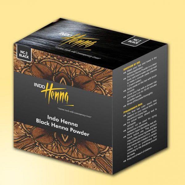 Herbal Henna Powder_Black